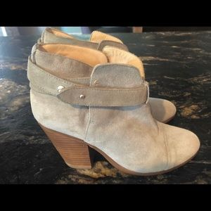 Rag and Bone Harrow Booties